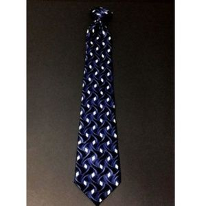 Savoy Men's Clip On Neck Tie